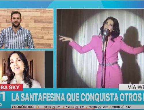Laura Sky estrenó su nueva canción «Loca loca» – Telefe Rosario